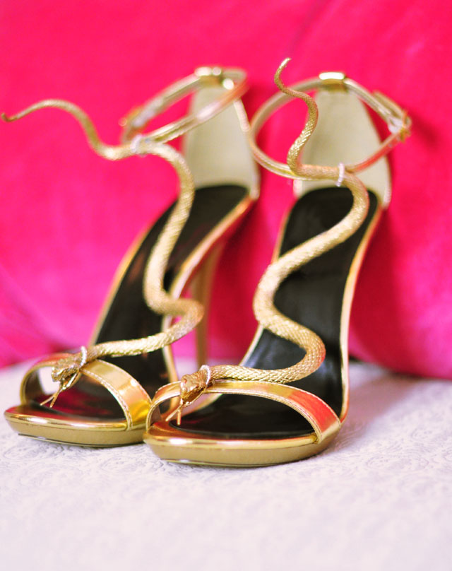 great look really cheap amazing price DIY Shoes // Gold Snake Serpent T-Strap Sandals | …love Maegan