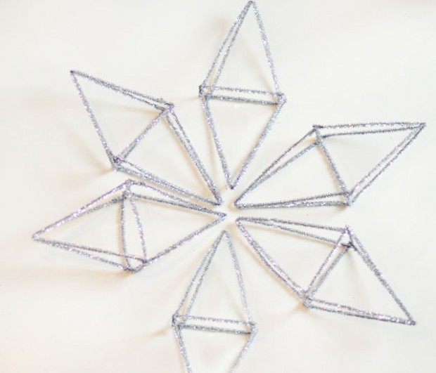 DIY Snowflake Tree Topper-3