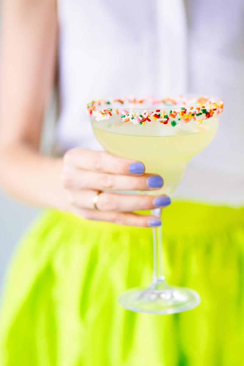 DIY Sprinkle Margaritas2