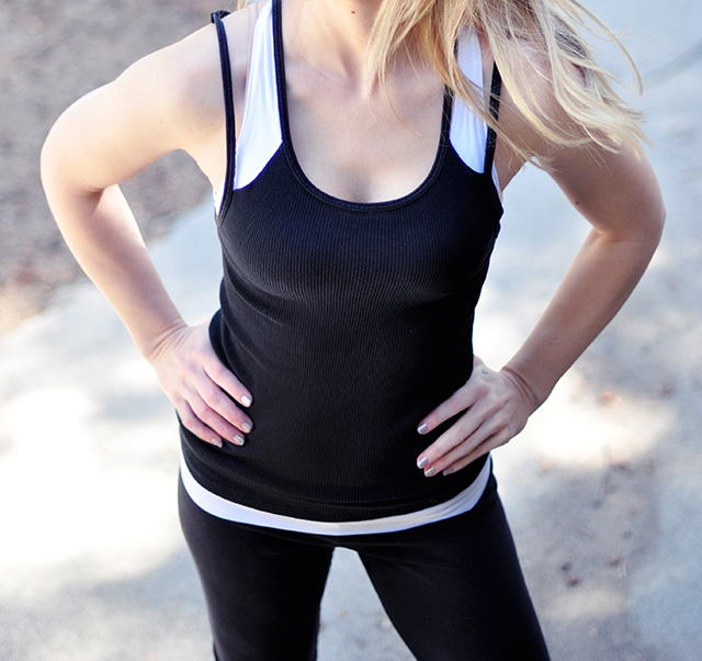 DIY Strappy ribbed tank_wife beater