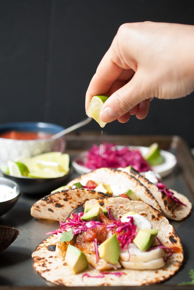 Easy Fish Tacos Recipe // Taco Tuesday