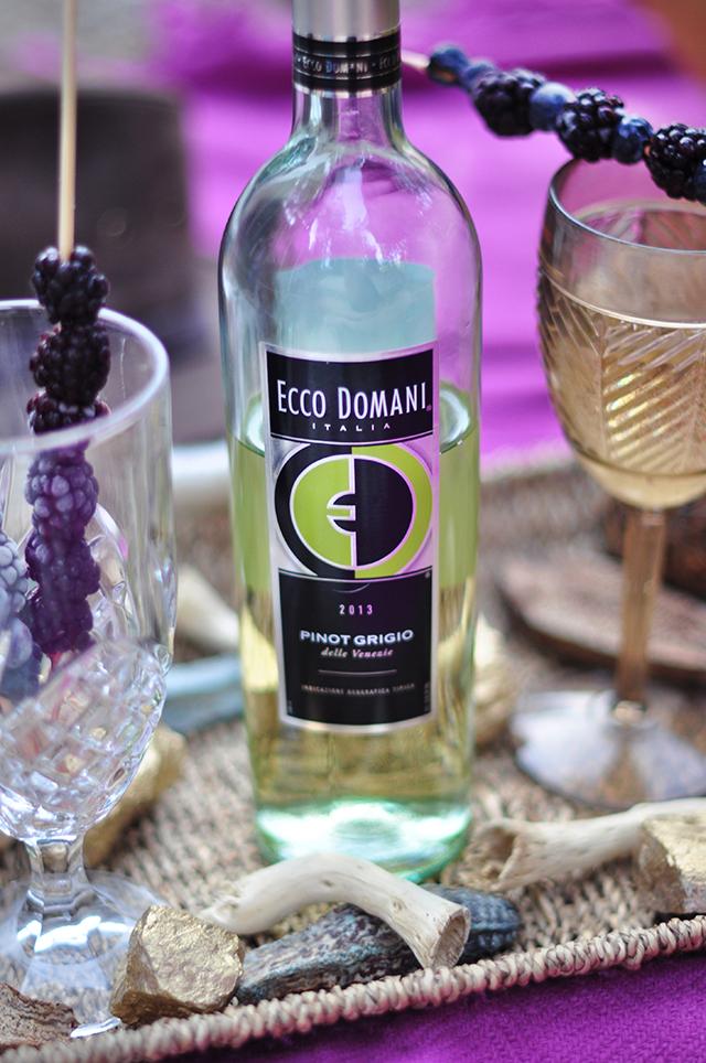 Ecco Domani Wine Pinot Grigio 2