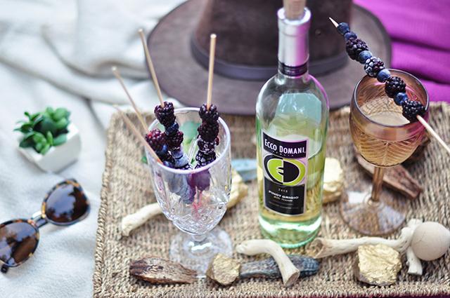 Ecco Domani Wine Pinot Grigio  3