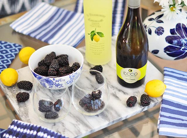 Ecco-Prosecco- cocktail_blueberry limoncello