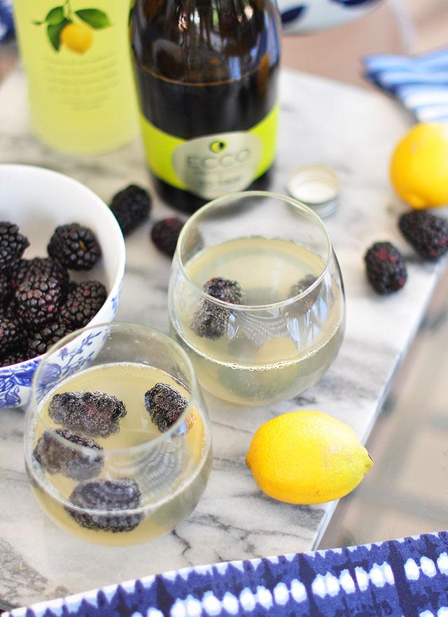 Ecco Prosecco summer cocktail_10