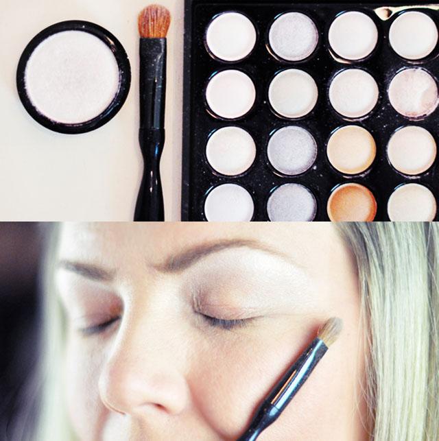Elsa makeup tutorial-3