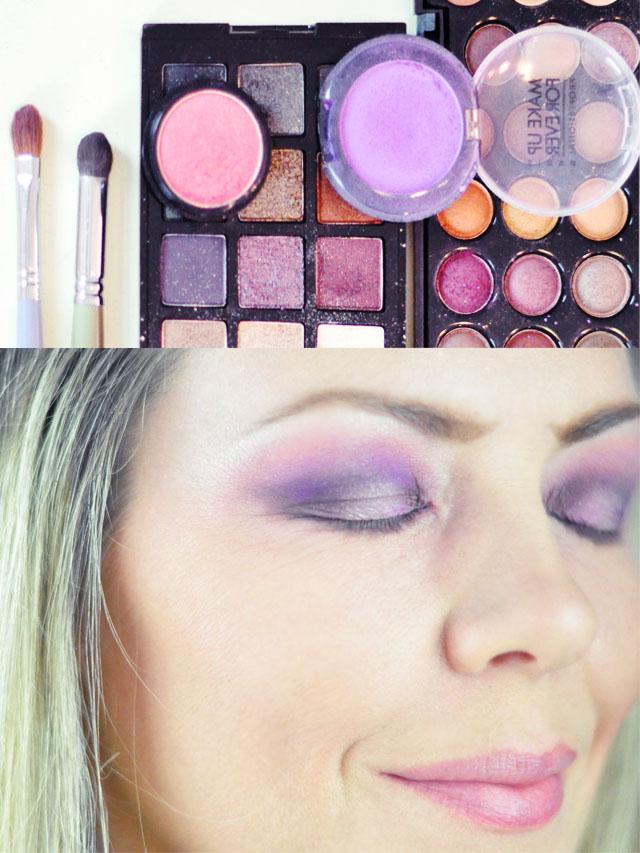Elsa makeup tutorial-5