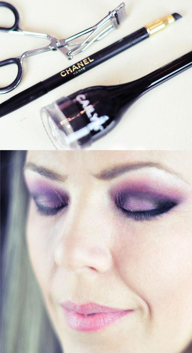 Elsa makeup tutorial-6