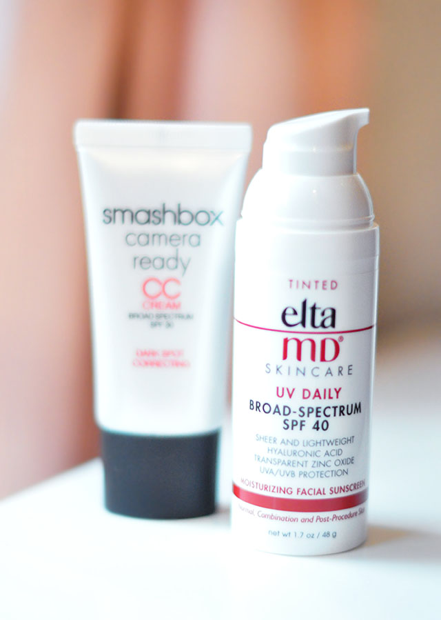Elta MD tinted moisturizer