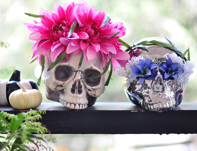 flower-skulls-for-halloween