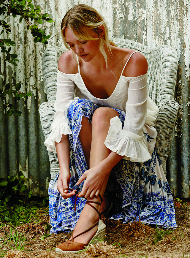 Free People March Campaign 2016 8