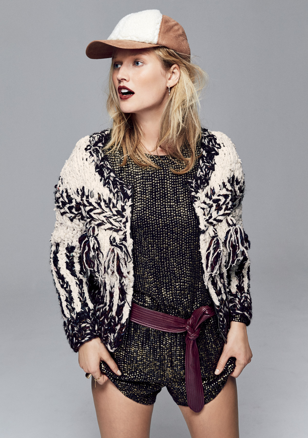 Free People October Catalog Toni Garrn 4