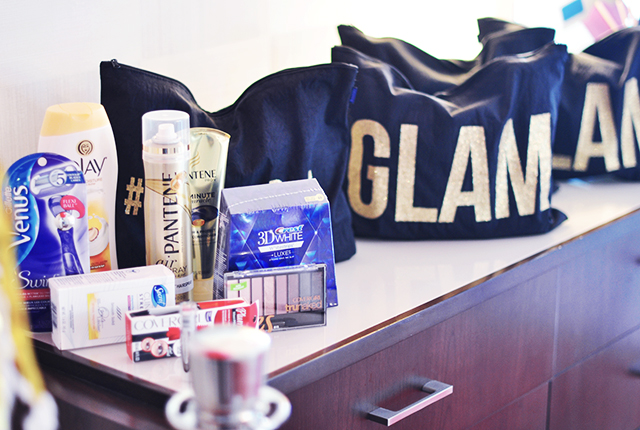 GLAM Bags_Walgreens giveaway Peoples Choice