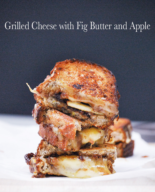 Grilled cheese recipe 1