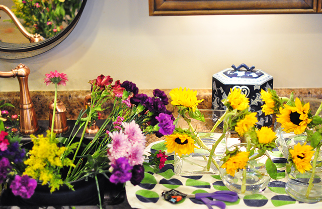 Grocery store flowers guide to centerpieces_2