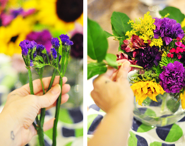 Grocery store flowers guide to centerpieces_6