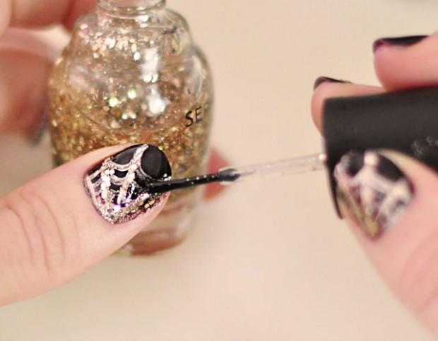 Halloween Nails-hex nails-11