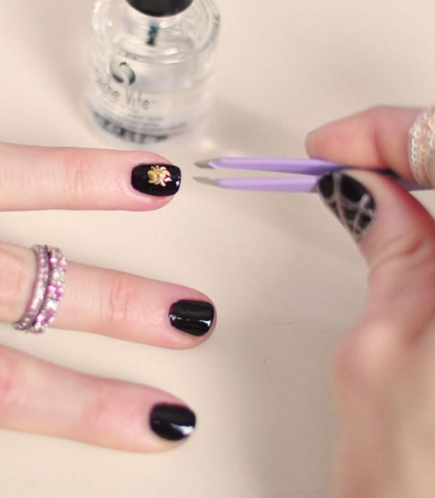 Halloween Nails-hex nails-4