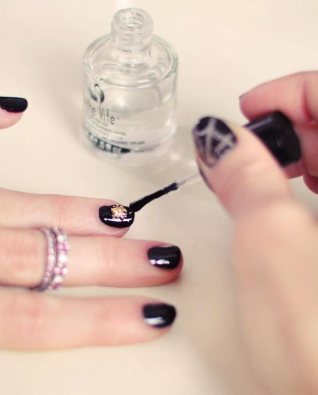 Halloween Nails-hex nails-5