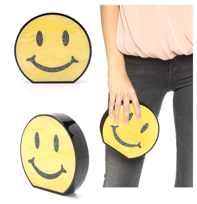 Happy Face bag