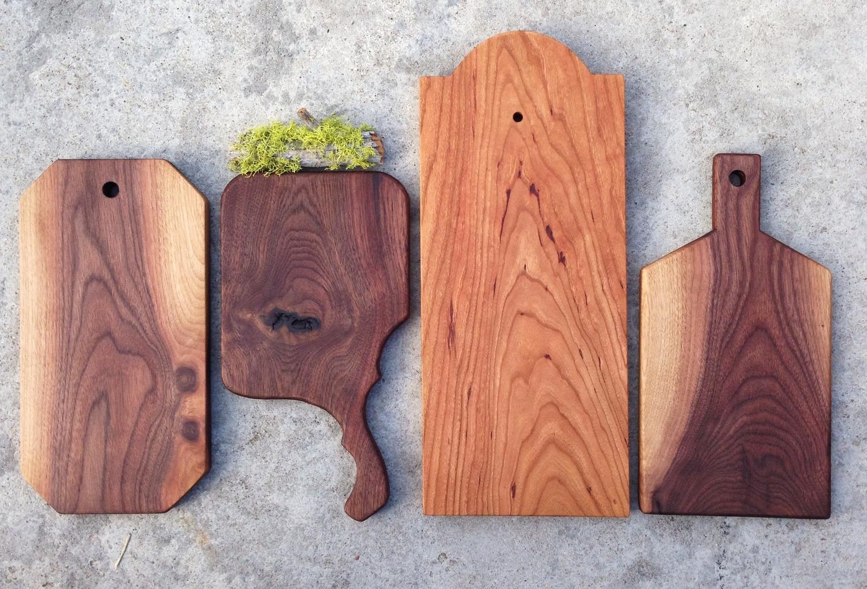 Twins Peak Cutting Boards