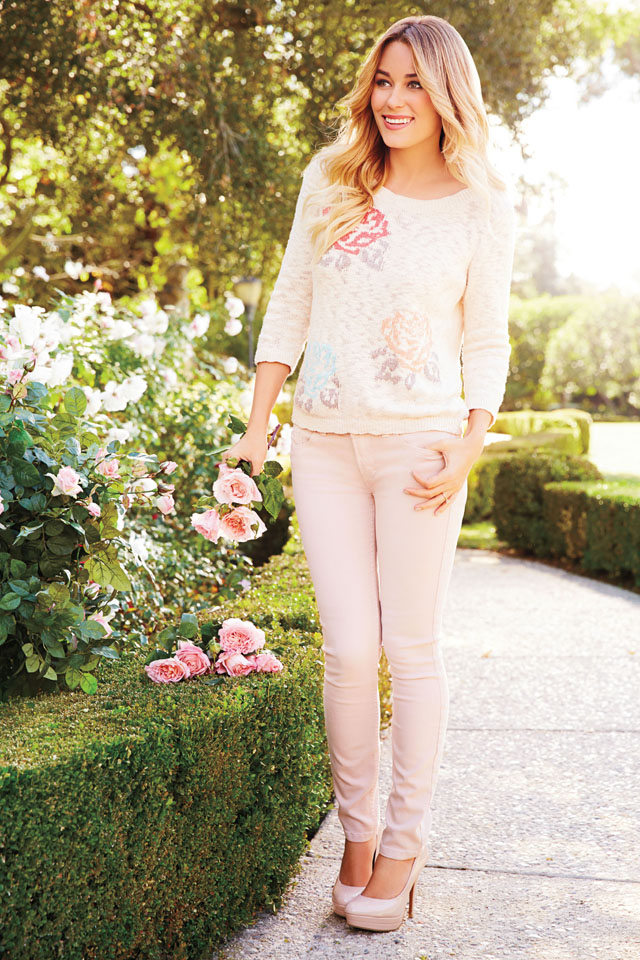 LC Lauren Conrad Spring 2014-lookbook5