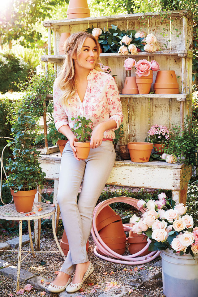 LC Lauren Conrad Spring 2014-lookbook7