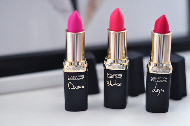 loreal-lipstick-exclusive-collection