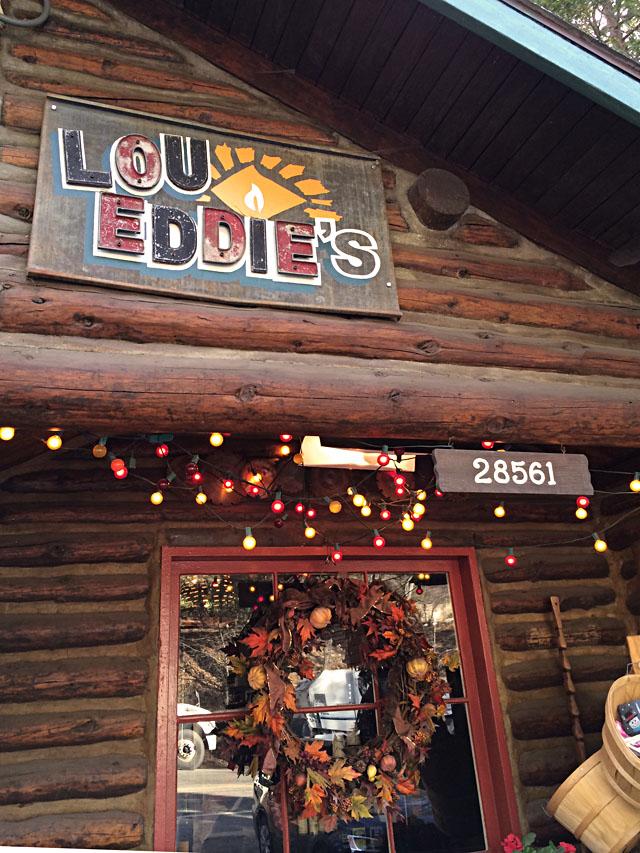 Lou Eddies Pizza Lake Arrowhead-2