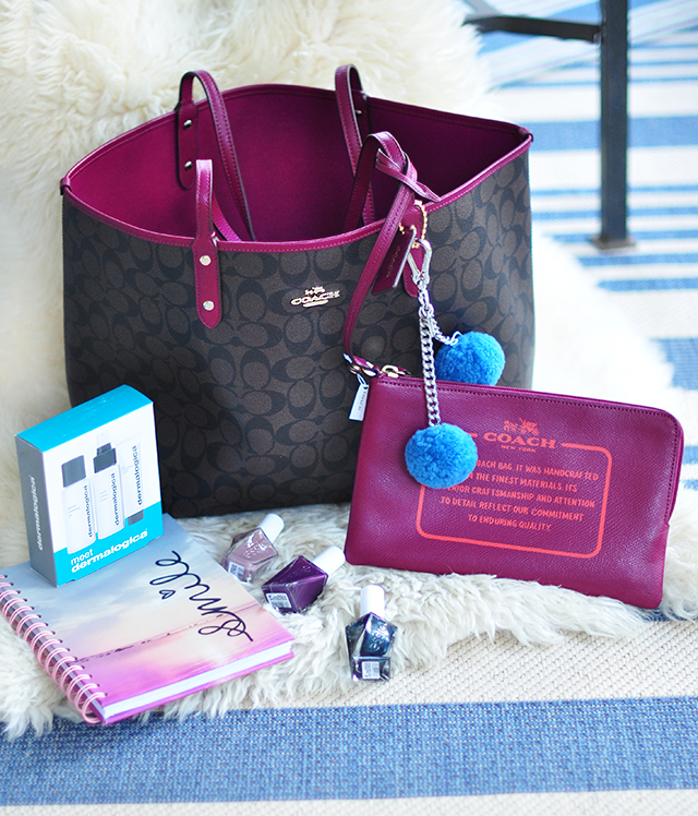 Love Maegan Giveaway_Coach Tote bag_August