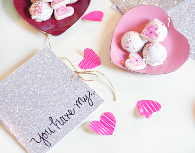 Love notes_Valentine's Day DIY