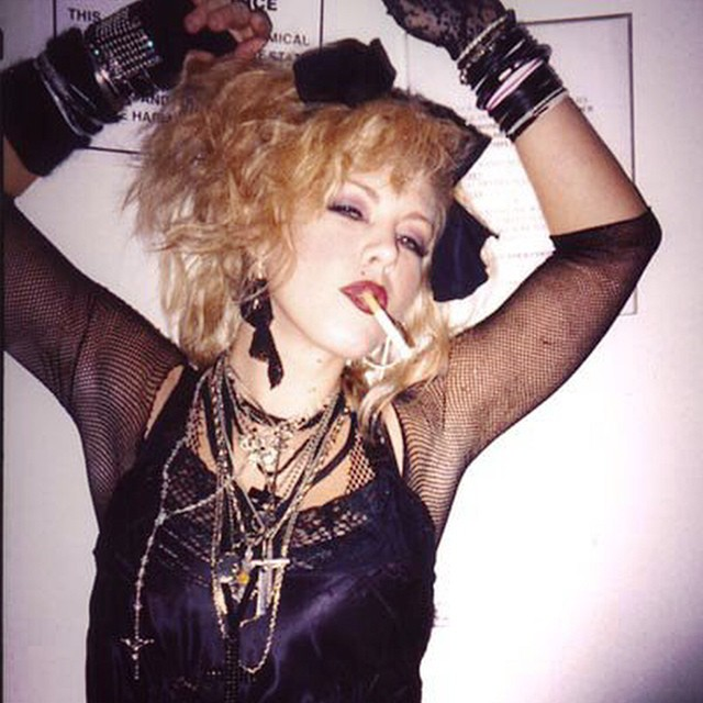 Madonna for halloween