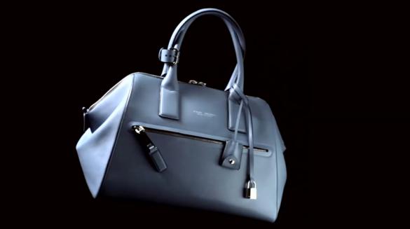 Marc Jacobs IT bag-behind the scenes video-5
