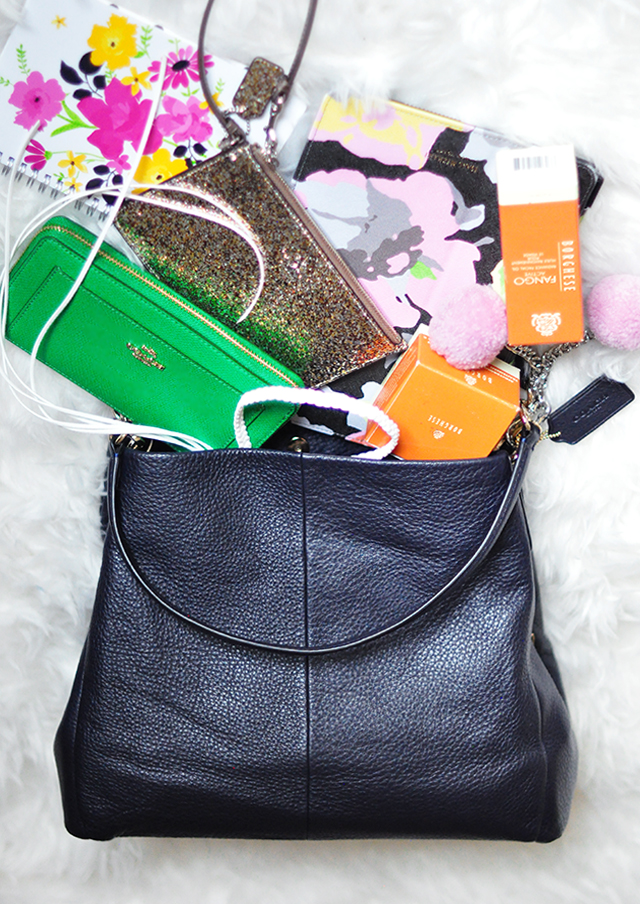 March Coach Giveaway