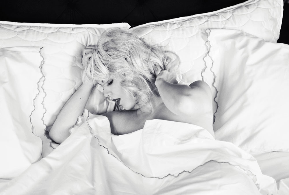 Marilyn bed photos by Maegan Tintari