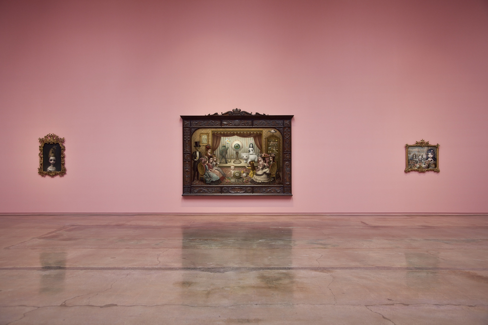 Mark Ryden | The Gay 90s West at Kohn Gallery | Los Angeles-1