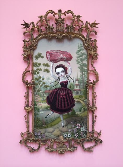 Mark Ryden | The Gay 90s West at Kohn Gallery | Los Angeles-2
