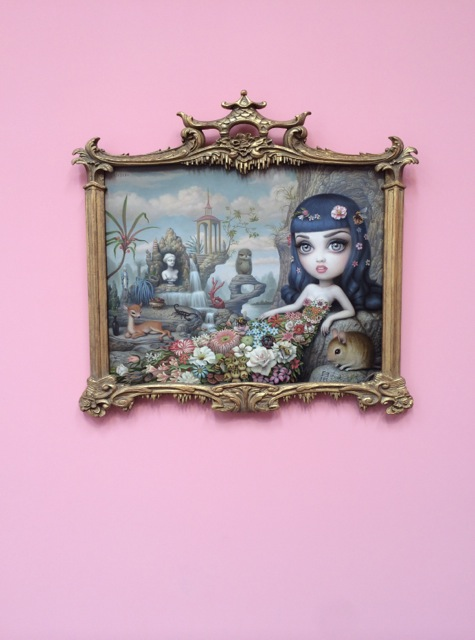 Mark Ryden | The Gay 90s West at Kohn Gallery | Los Angeles4