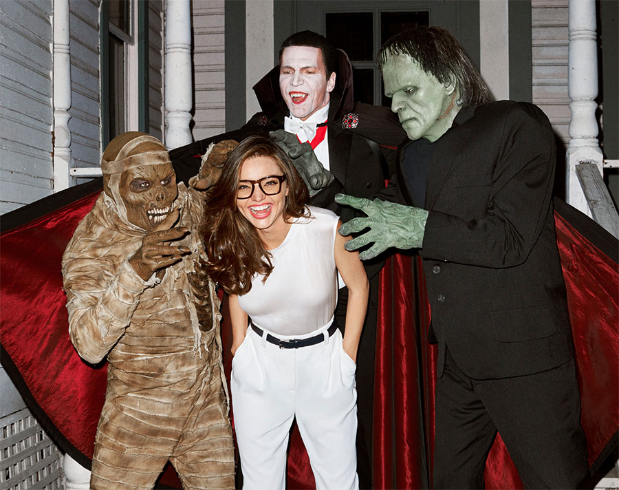 Miranda Kerr_Halloween_October_Bazaar-5