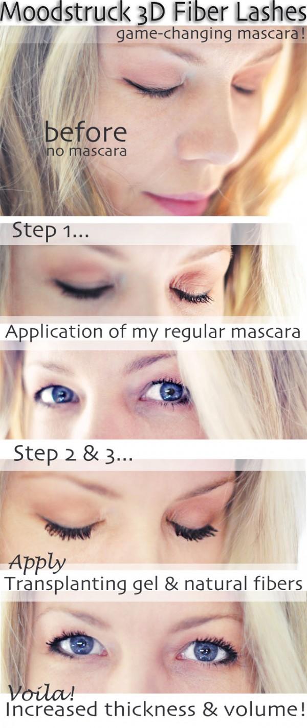 Moodstruck 3d Fiber Mascara Review