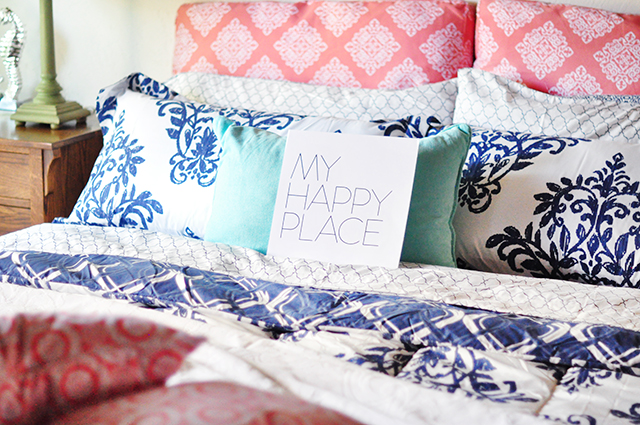 My Happy Place_Beachy Lakeside bedroom makeover_01