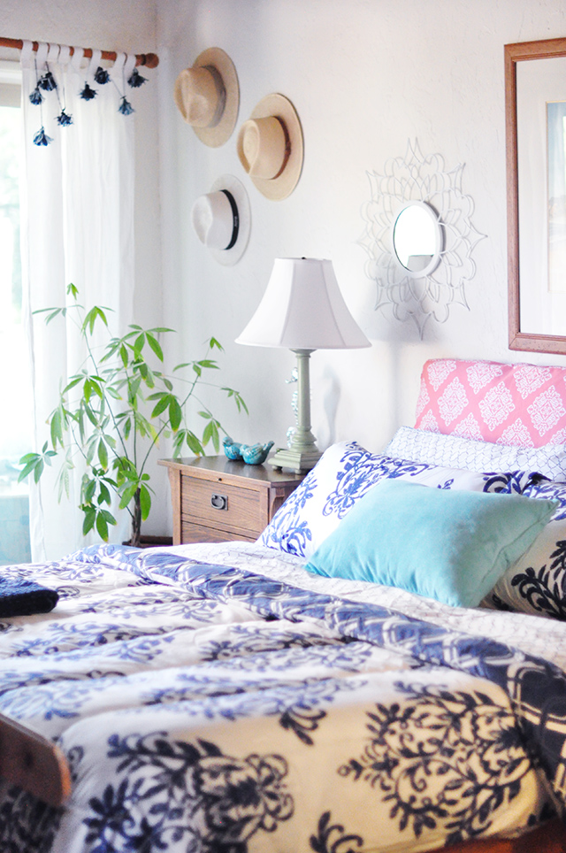 My Happy Place_Beachy Lakeside bedroom makeover_2