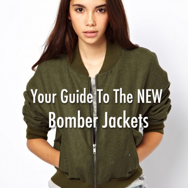 New Bomber Jackets