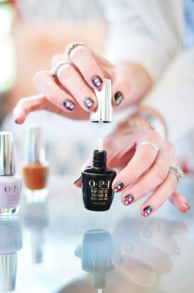 OPI Infinite Shine gloss top coat_1
