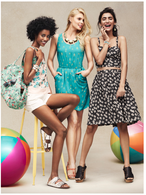Cute Summer Style at Target