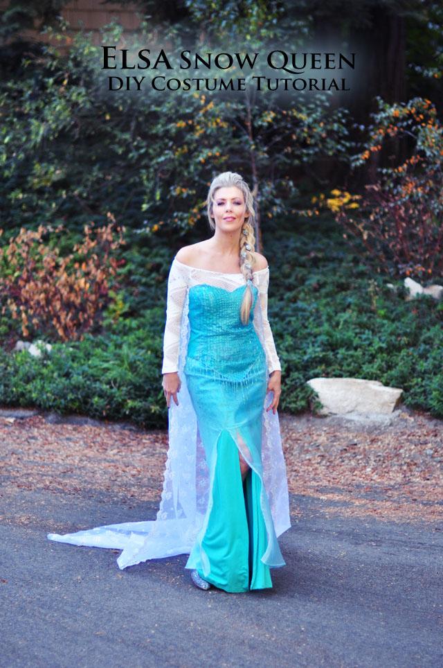 Queen Elsa of Arendelle  - Disney Snow Queen