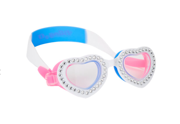 Heart shaped goggles