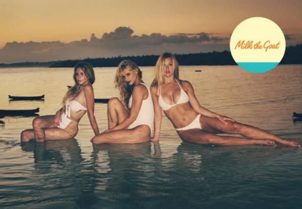 MTG ~ Milk The Goat Swimwear 2015