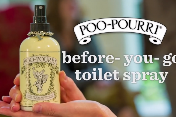 Poo-Pourri // The Before You Go Toilet Spray // Essential Oils