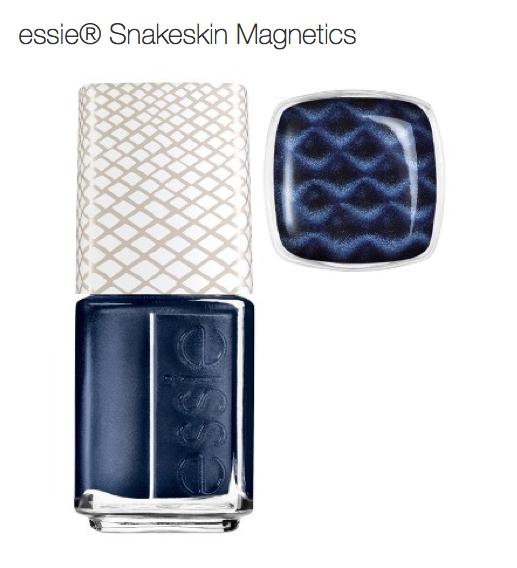 essie® Snakeskin Magnetics